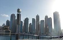 Rando-ville à Dubaï