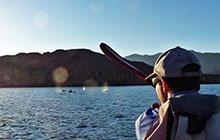 Kayak et randonnée vers Maqlab